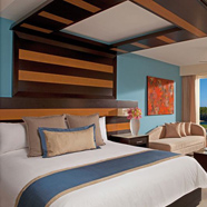 Guest Room with Ocean View at Secrets Huatulco Resort and Spa