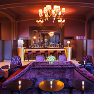 Bar at The Pearl Marrakech, Morocco