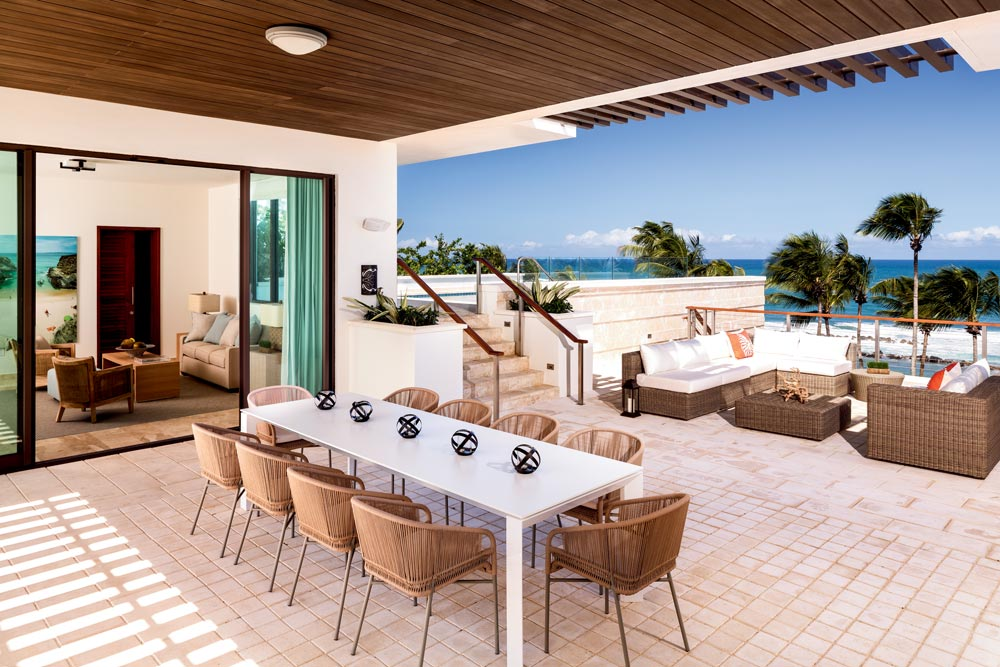 Dorado Beach Five Bedroom Villa, Puerto Rico