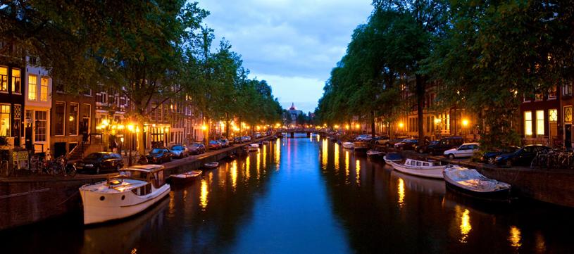Amsterdam'da nerde kalınır - Andaz Amsterdam Oteli