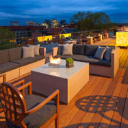 Capella Georgetown Rooftop Lounge
