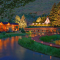 Rustic Inn Creekside Resort and Spa