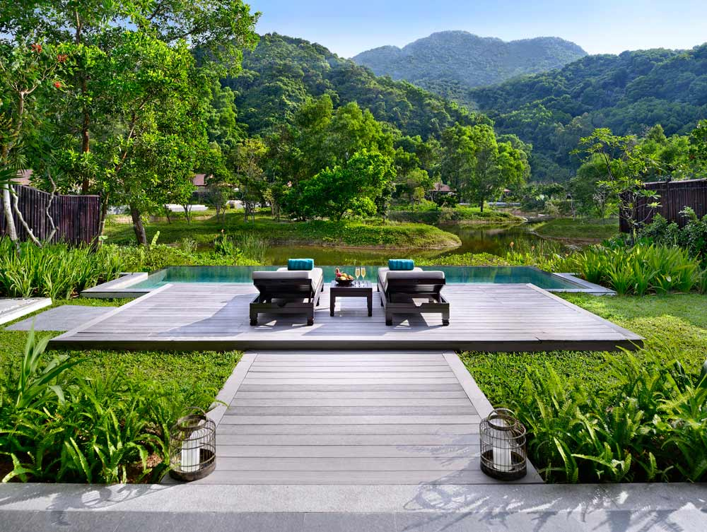Lagoon Pool Villa at Banyan Tree Lang Co, Vietnam