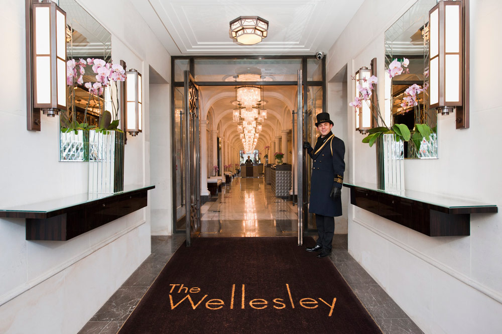 The Wellesley Hotel