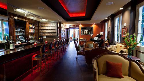 Bar Vin at Hotel Mazarin