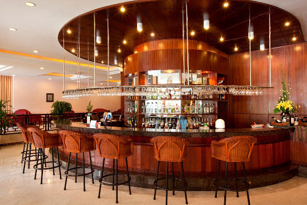 Bar at Vinepearl Resort