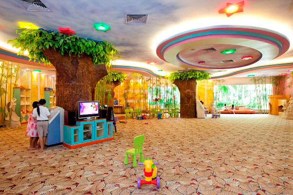 Play Area at Vinepearl Resort