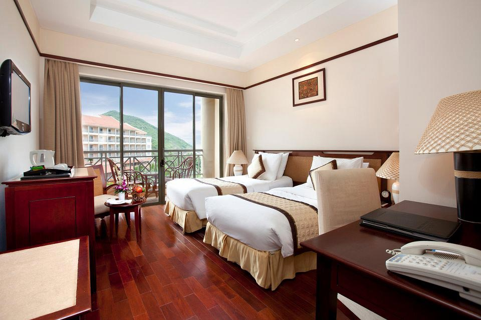 Double Guest Room at Vinepearl Resort