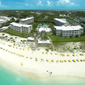 Aerial View of The Alexandra Resort Turks and Caicos
