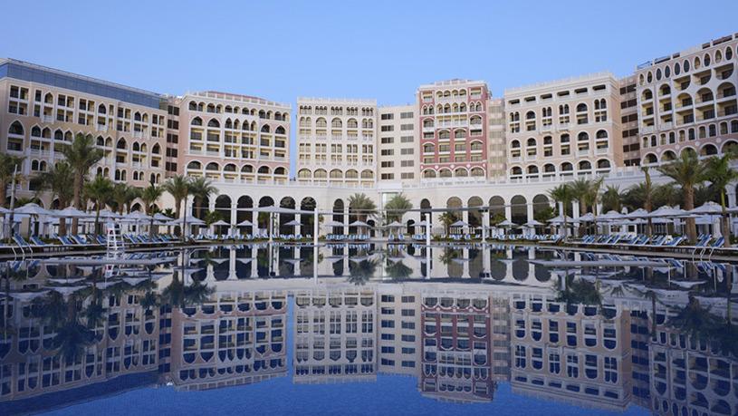 Ritz Carlton Abu Dhabi Grand Canal