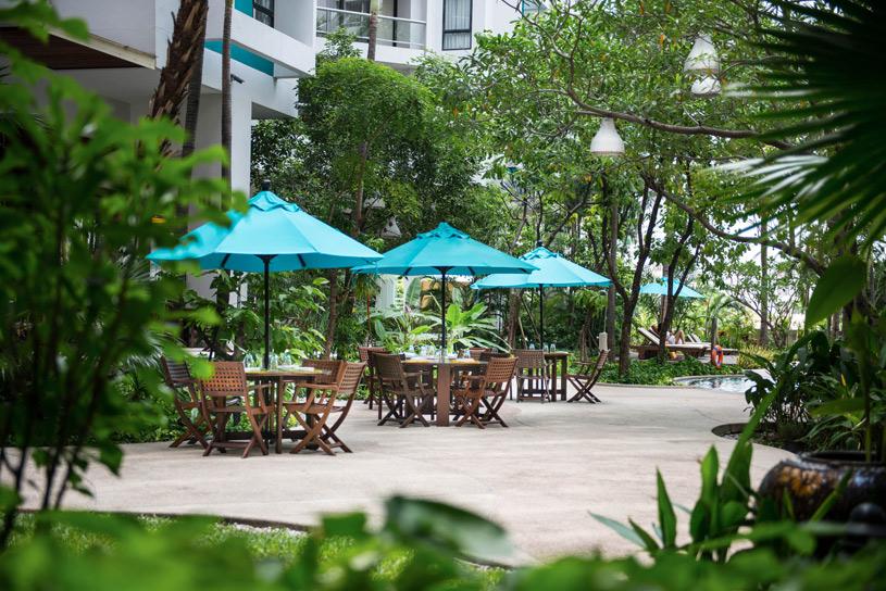 Chatrium Residence Sathon Bankok