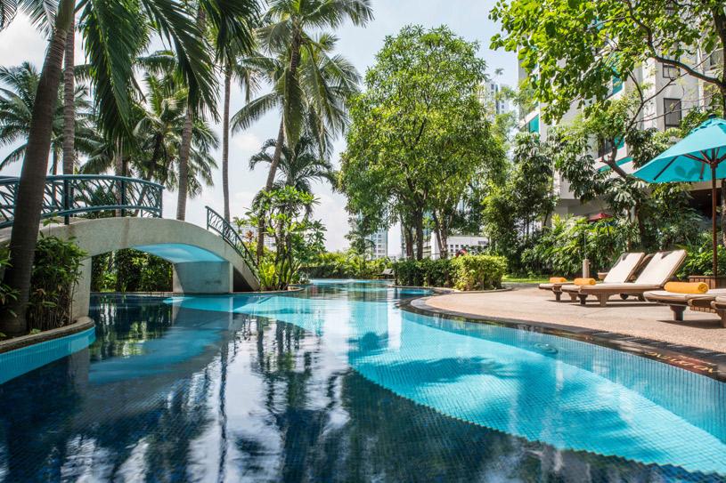 Chatrium Hotel Sathon Bangkok