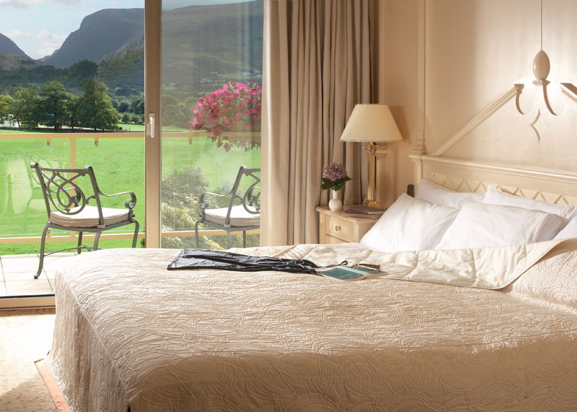The Dunloe Suite Bedroom