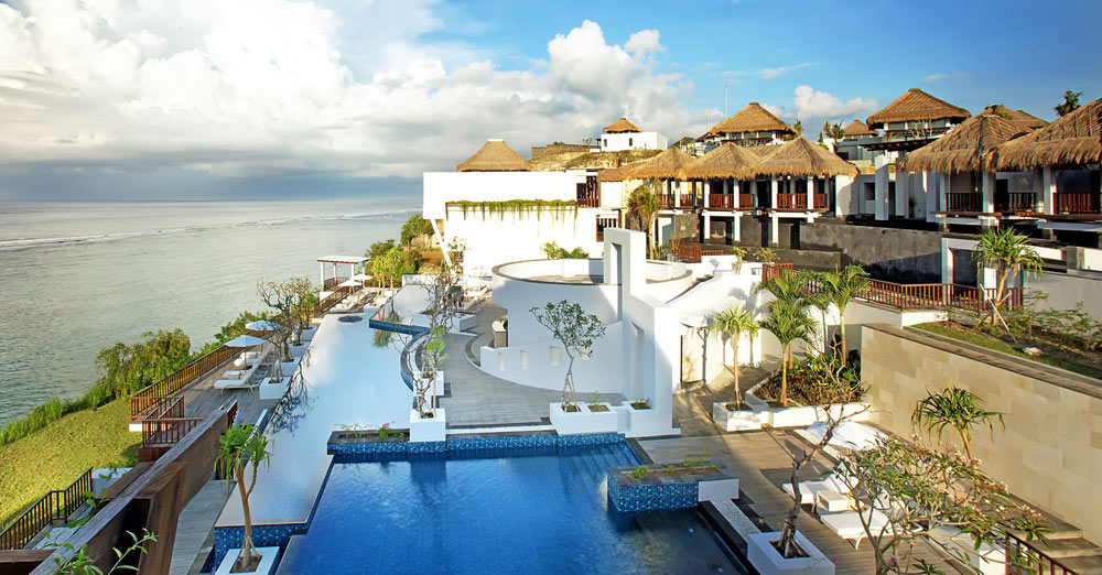 Exterior of Samabe Bali Resort and Spa