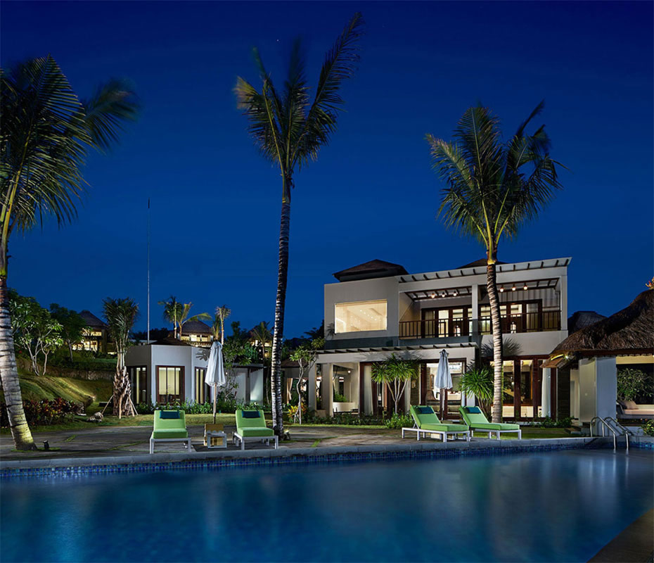 Samabe bali resort and villas bali five star alliance for Hotels in bali 5 star luxury