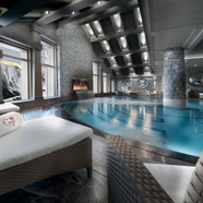 Hotel le K2 Indoor Pool