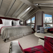 Hotel le K2 Chamber Suite