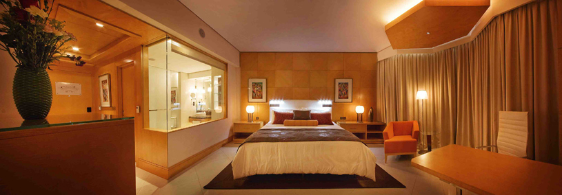 InterContinental Lagos Queen Guest Room