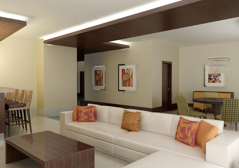 InterContinental Lagos Suite