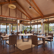Amianan Restaurant at Pangulasian Island Resort