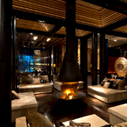 Lounge at Chedi Andermatt