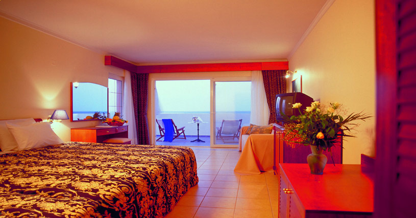 Guest Room at The Minos Imperial Hotel