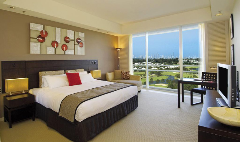 King Room at RACV Royal Pines Resort