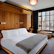 Deluxe Room at The Viceroy New York Hotel