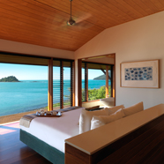 Windward Bedroom at qualia