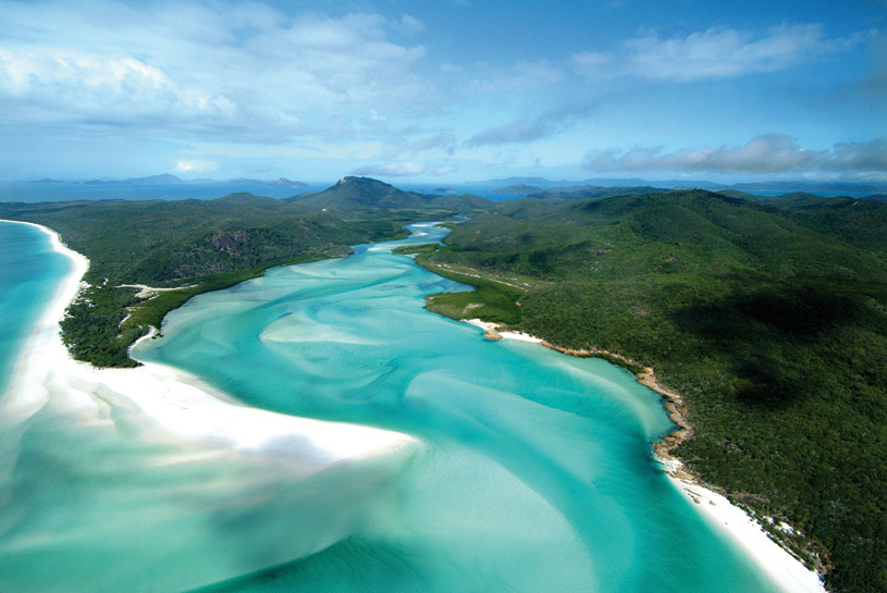 Hill Inlet Whitehaven