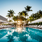 Outdoor Pool at The Metropolitan Miami Beach, Miami, FL