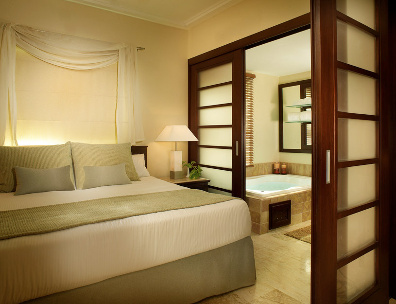 One Bedroom Suite at The Reserve at The Paradisus Punta Cana