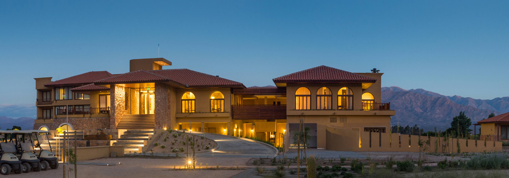 Exterior of The Grace Cafayate Hotel