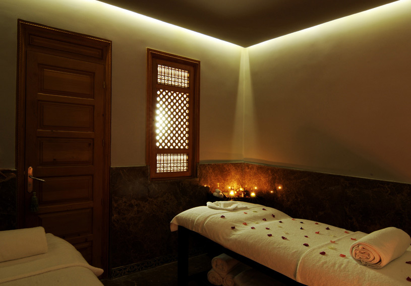 Spa at The Palais Faraj Hotel