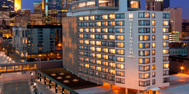 Exterior of Millennium Minneapolis Hotel