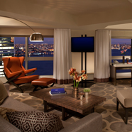 One UN New York Duplex Suite