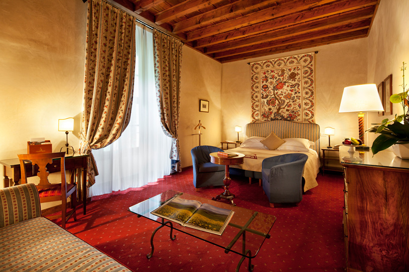 Executive Suite at The Palazzo Arzaga Spa and Golf Resort