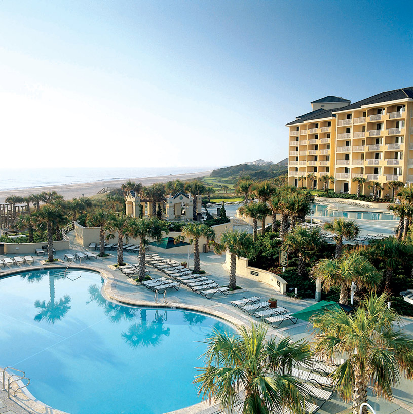 Amelia Island Hotels On The Beach