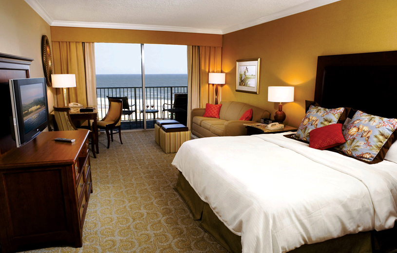 King Room at The Omni Amelia Island Resort