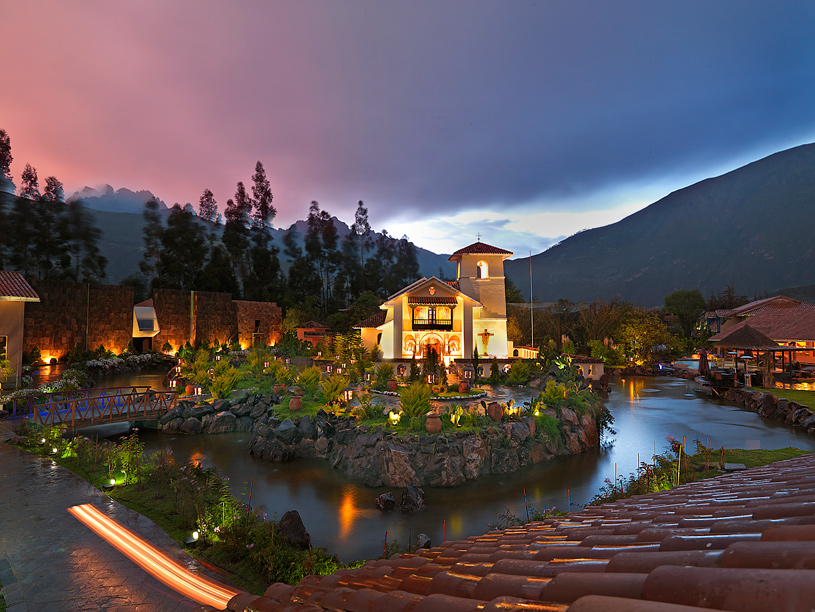 Exterior of Aranwa Sacred Valley Hotel