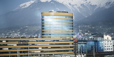 Adlers hotel innsbruck five star alliance for Designhotel innsbruck