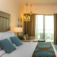 King Room at The Ajman Saray Hotel