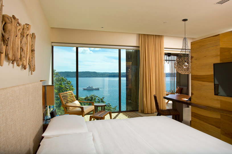 Bay View King Room