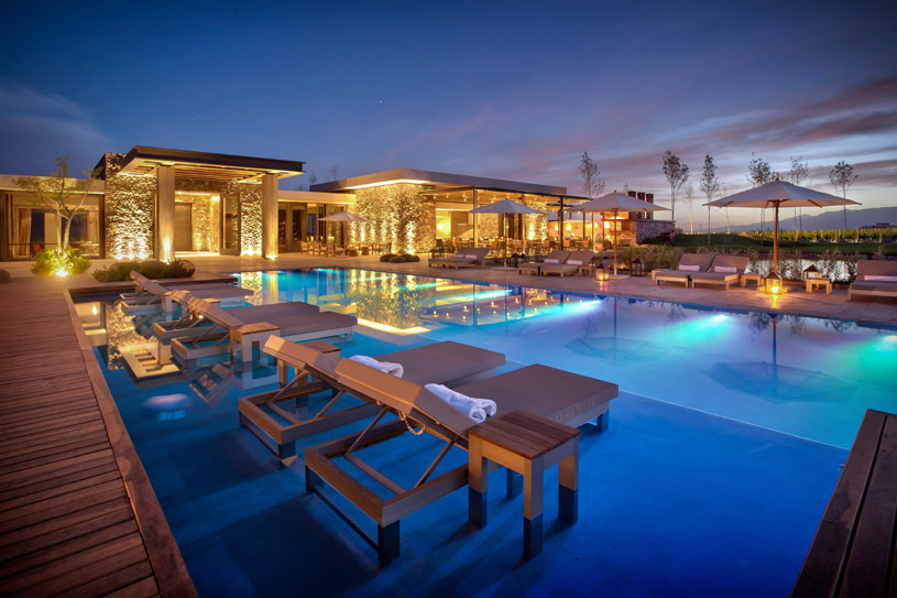Cool Pools The Vines Resort And Spa Five Star Alliance