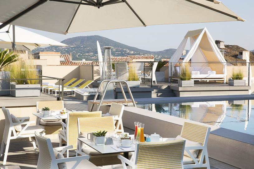 Hotel de Paris Saint Tropez