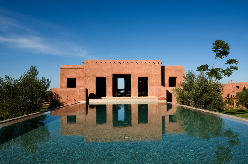Pool at Grace Marrakech