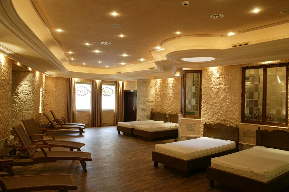 Wellness Room at Carlsbad Plaza, Karlovy Vary, Czech Republic