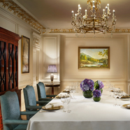 Dining Room at Ritz Carlton Tianjin