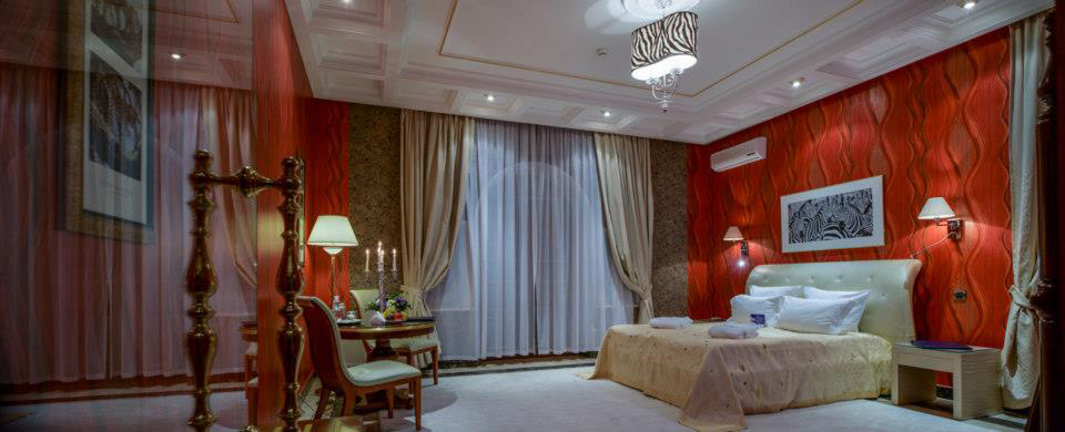 Guest Room at La Gioconda Boutique Hotel