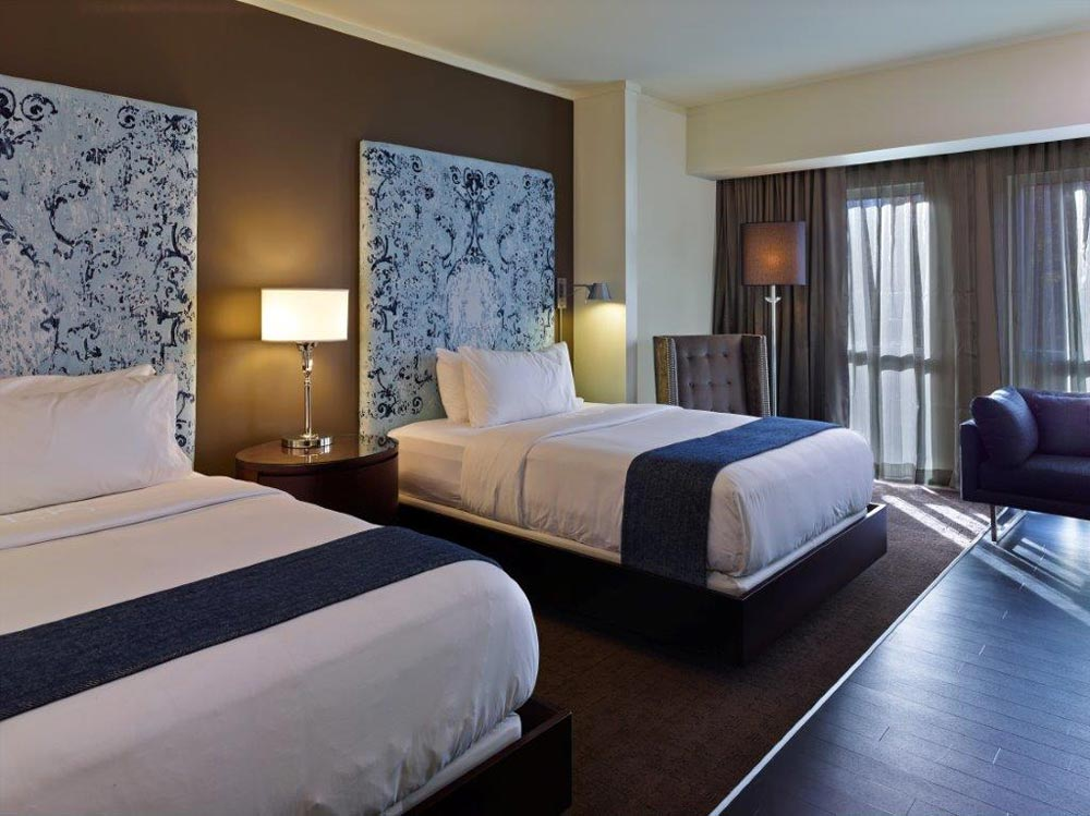 Double Guest Room at Hotel Sorella Country Club Plaza